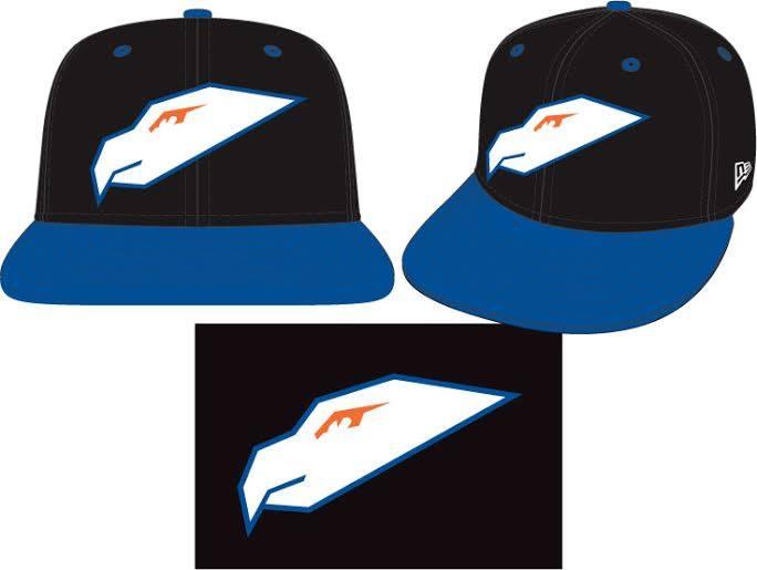 Hawks Hat Mock Up