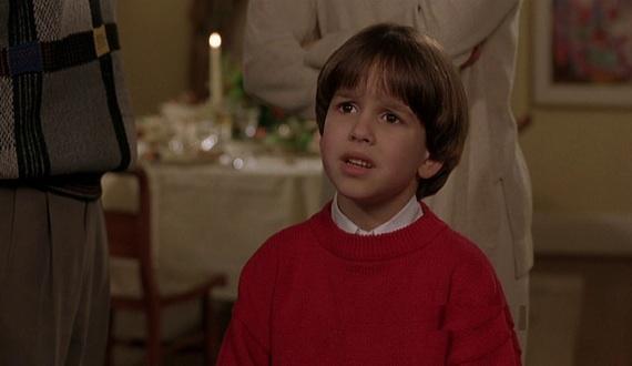 Santa Claus kid