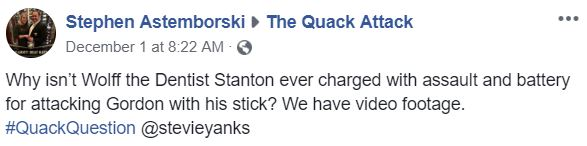 Quack Question