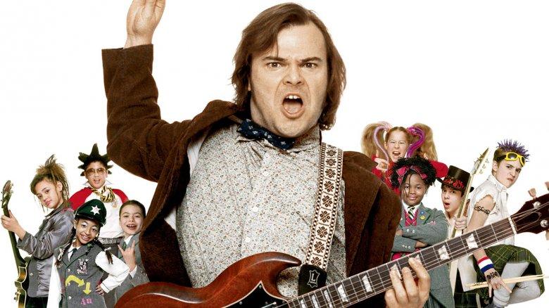 School of Rock promo pic